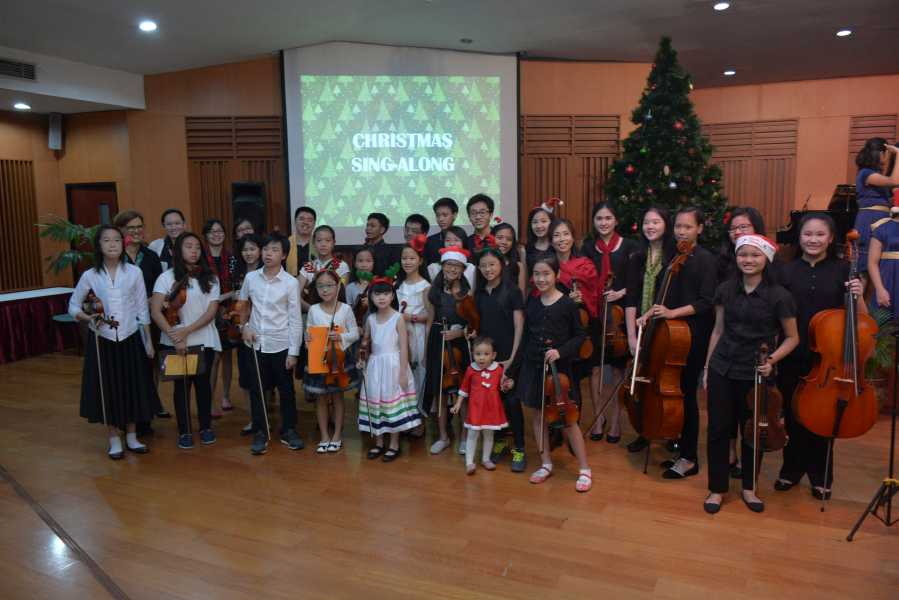 Sing Noel – Community Christmas Concert-11 December 2016