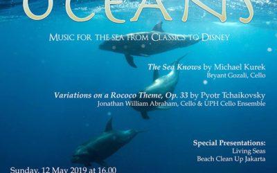OCEANS Concert – May 12, 2019